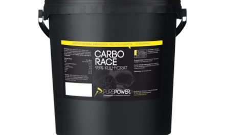 PurePower Carbo Race – Lemon 5 kg.