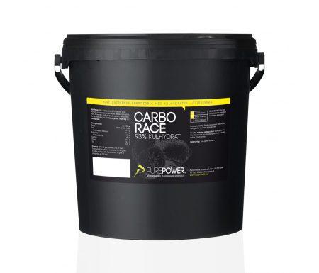 PurePower Carbo Race – Lemon 5 kg.