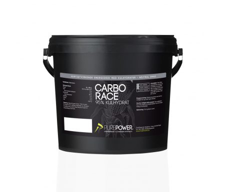 PurePower Carbo Race – Neutral 3 kg