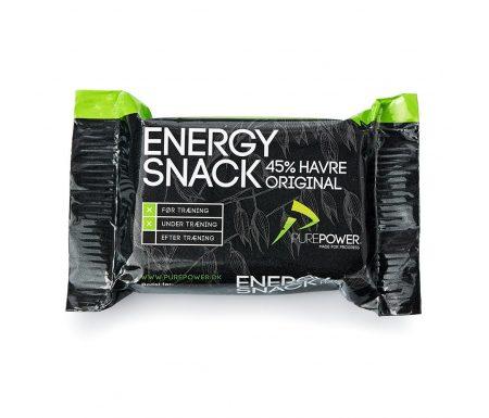 PurePower Energy Snack – Havre 60 gram