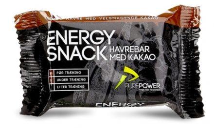 PurePower Energy Snack – Kakao 60 gram