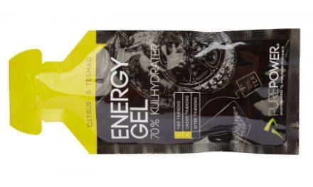 PurePower EnergyGel – Citrus/te – 40 gram