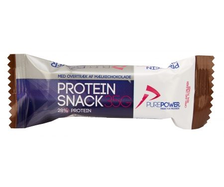 PurePower Protein snack – Chokolade 35 gram