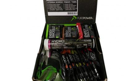 PurePower Xterra – Prøvepakke – 24 Energiprodukter