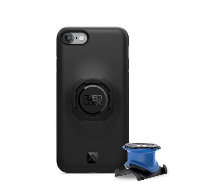 Quad Lock – Bike kit – Cover og beslag til styr/frempind – Til Samsung Galaxy 8+