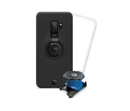 Quad Lock – Bike kit – Cover og beslag til styr/frempind – Til Samsung Galaxy S9+