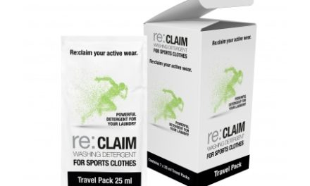 Re:claim Washing Detergent Travel Pack – Rejsepakke med 7×25 ml vaskemiddel