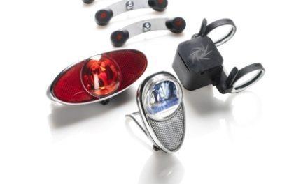 Reelight magnet lygtesæt RL720 – Kraftig forlygte og blinkende baglygte