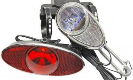 Reelight magnet lygtesæt RL770 – Kraftig forlygte og fast lys i baglygte
