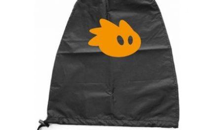Regnslag Yepp Cover til Mini barnestol front