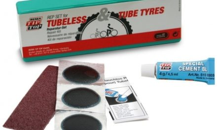 Rema Tip Top – Reparationskit til tubeless