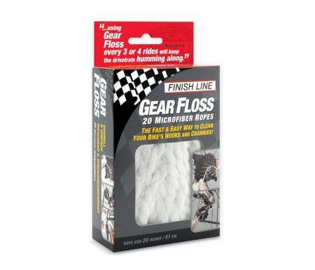 Rensesnøre Finish Line Gear Floss til kassetter og gear dele