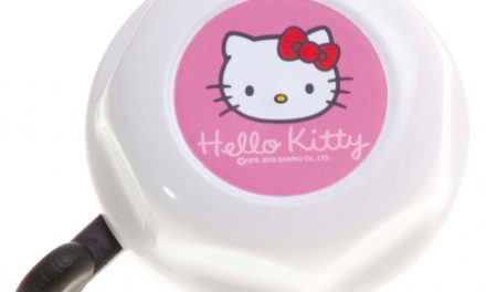 Ringeklokke Hello Kitty