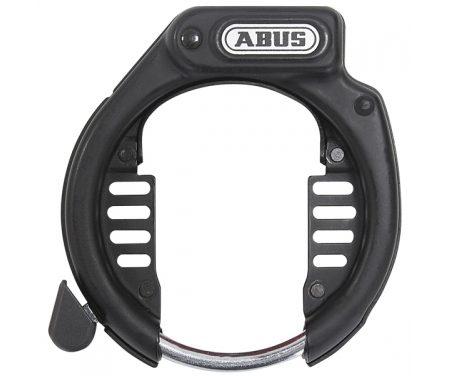 Ringlås Abus 485 Amparo LH med slidser sort