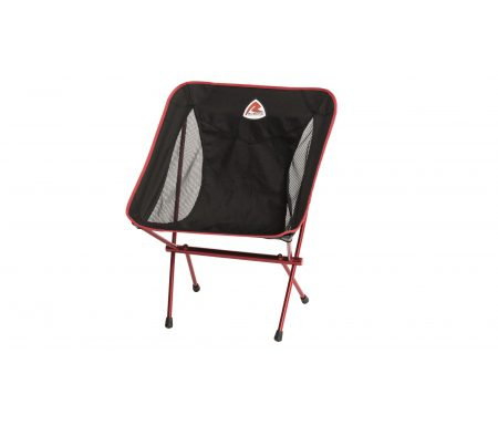 Robens Pathfinder Chair – Foldestol – 50 x 45 x 65 cm – Rød
