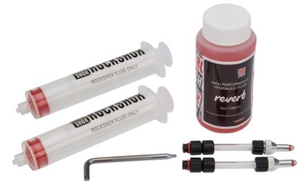 RockShox Standard bleed kit – Til Reverb sadelpinde