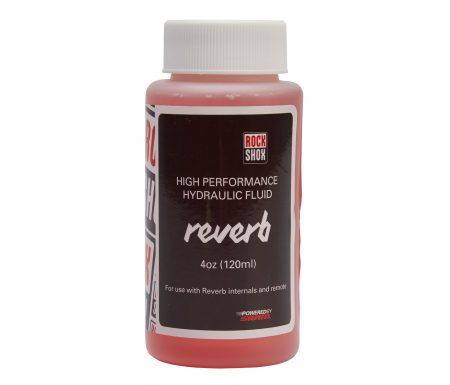 RockShox Suspension oil – Til Reverb sadelpinde – 120 ml