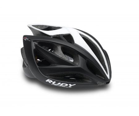 Rudy Project Airstorm – Cykelhjelm – Sort/Mat Hvid