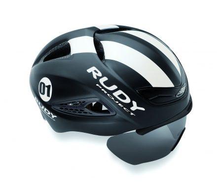 Rudy Project Boost 01 – Cykelhjelm – Mat Sort/Hvid