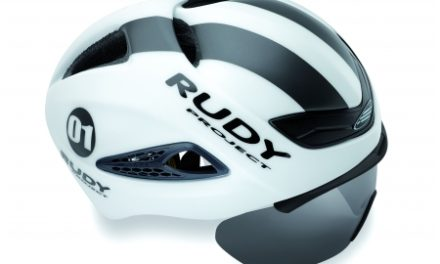Rudy Project Boost Pro – Cykelhjelm – Mat Hvid/Grå
