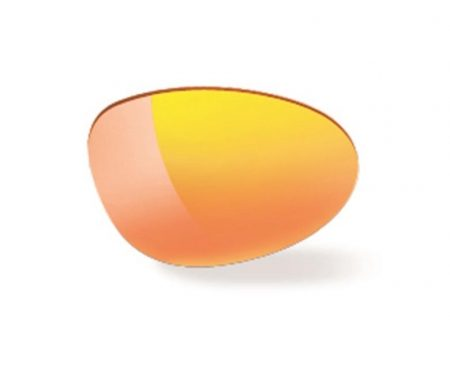 Rudy Project linse til Stratofly cykelbrille – Multilaser Orange