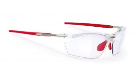 Rudy Project – Løbe- og cykelbrille Rydon med Fotokromiske linser – Crystal