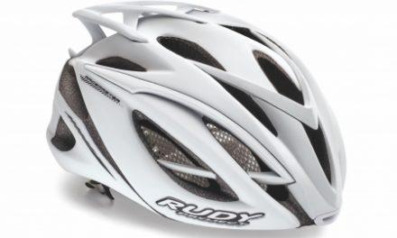 Rudy Project Racemaster Mips – Cykelhjelm – Mat Hvid