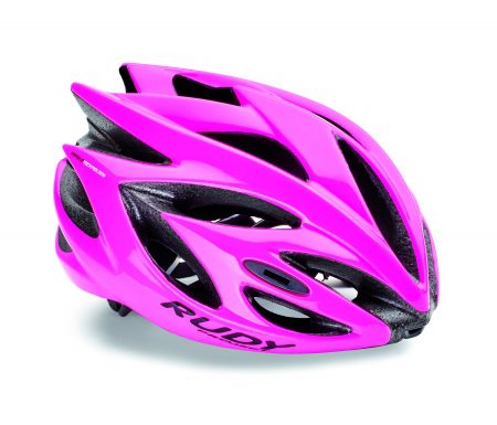 Rudy Project Rush – Cykelhjelm – Neonpink