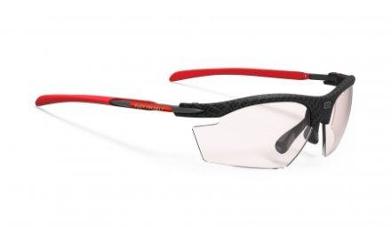Rudy Project Rydon – Løbe- og cykelbrille – Fotokromisk X2 linser – Carbon Sort