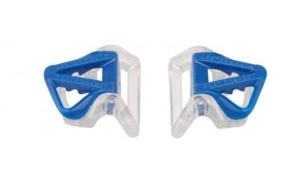 Rudy Project – Spændesæt til strop – Til Sterling cykelhjelm – Blå