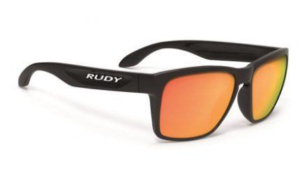 Rudy Project Spinhawk – Cykel- og Fritidsbrille – Sort Med Orange Glas