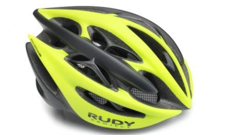 Rudy Project Sterling+ – Cykelhjelm – Gul/Mat Sort