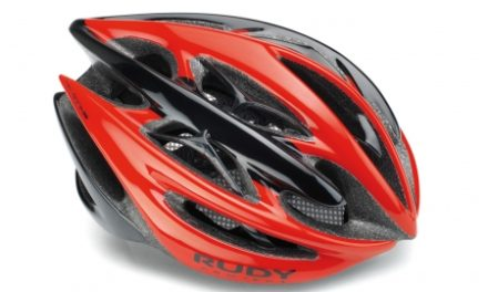 Rudy Project Sterling+ – Cykelhjelm – Rød/Sort