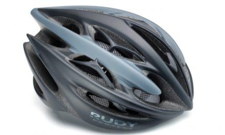 Rudy Project Sterling+ – Cykelhjelm – Sort/Titan