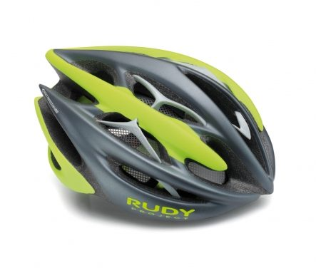 Rudy Project Sterling+ – Cykelhjelm – Titan/Lime