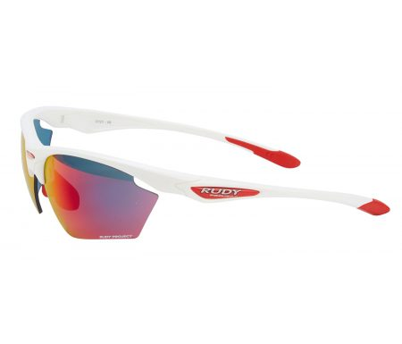 Rudy Project Stratofly – Løbe- og cykelbrille – Hvid