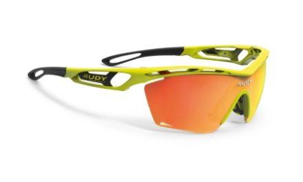 Rudy Project Tralyx Slim – Løbe- og cykelbrille – Multilaser Orange