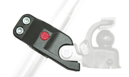 Sadelpindsadapter til kuglekobling