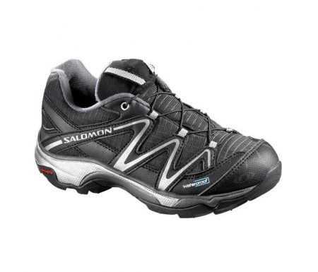 Salomon XT Wings Kids WP – Trailsko – Sort – Str. 31