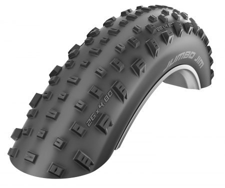 Schwalbe Jumbo Jim Evolution Line TL-Easy Foldedæk – 26×4,00