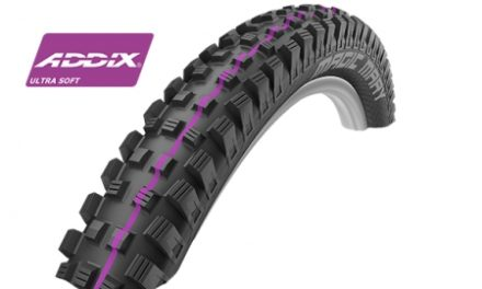 Schwalbe Magic Mary Addix Ultra Soft Downhill Super Gravity TL Easy Foldedæk – 26×2,35