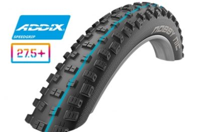 Schwalbe Nobby Nic Addix Speedgrip Evolution Line TL-Easy Apex Foldedæk-27,5×2,60