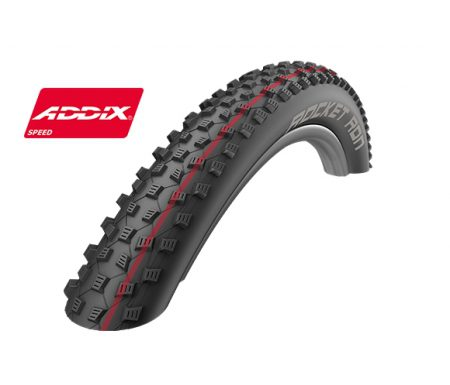 Schwalbe Rocket Ron Addix Speed Evolution Line LiteSkin Foldedæk – 27,5×2,25