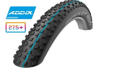 Schwalbe Rocket Ron Addix Speedgrip Evolution Line SnakeSkin TL-Easy Foldedæk – 27,5×2,60