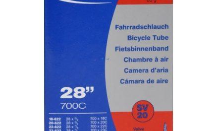 Schwalbe slange 700×18-25c X-Light med Racer ventil SV20