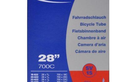 Schwalbe slange 700×18-28c med Racer ventil SV15