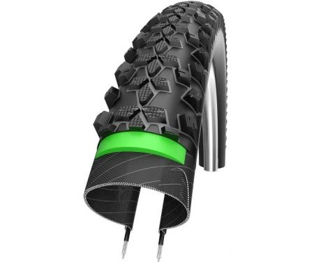 Schwalbe Smart Sam Plus Addix GreenGuard Tråddæk – 29×2,25