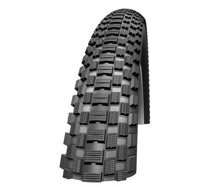 Schwalbe TableTop Tråddæk – 24×2,25 Sort
