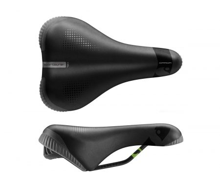 Selle Italia Garda Lady Gel – Sadel – Sportourer – Sort