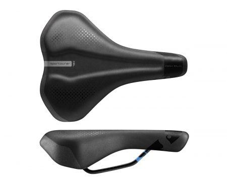 Selle Italia Max FLX Gel – Sadel – Sportourer – Unisex – Sort
